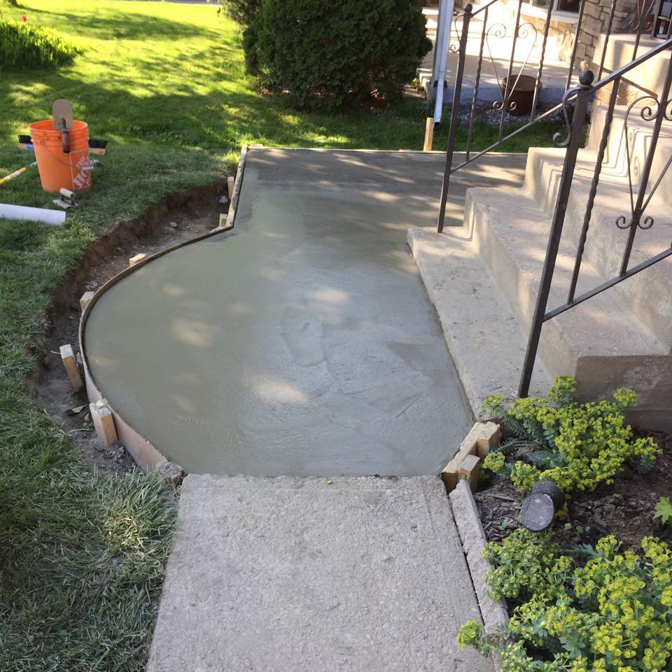 Aquamen concrete works